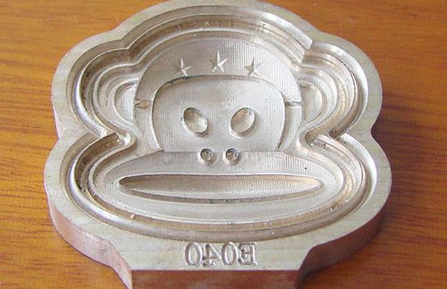 3D Carving Brass