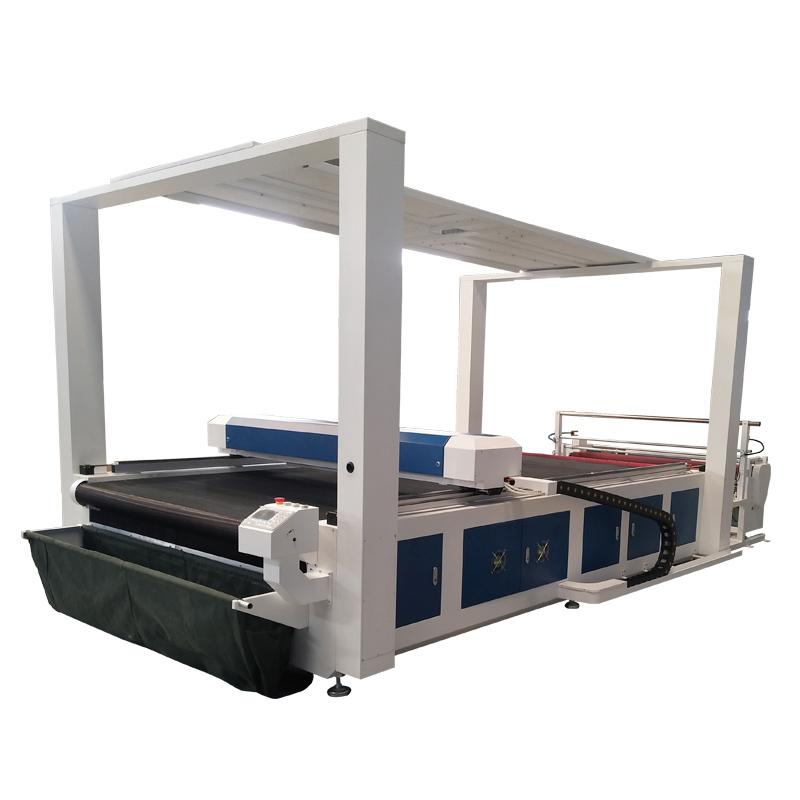 ACE 1830-CCD Лазерный станок с камером для резки ткани