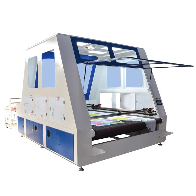 ACE 1325-CCD Лазерный станок с камером для резки ткани