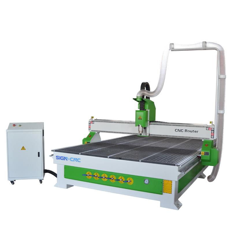 ACE-2030 Фрезерный станок с ЧПУ с вакуумном столом