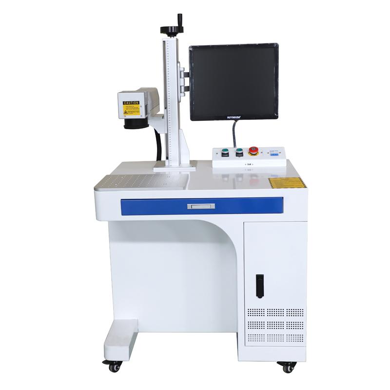 Волоконный лазерный маркиратор по металлу
