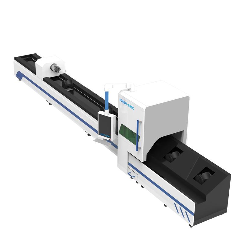 Волоконный лазер для резки труб 6020T