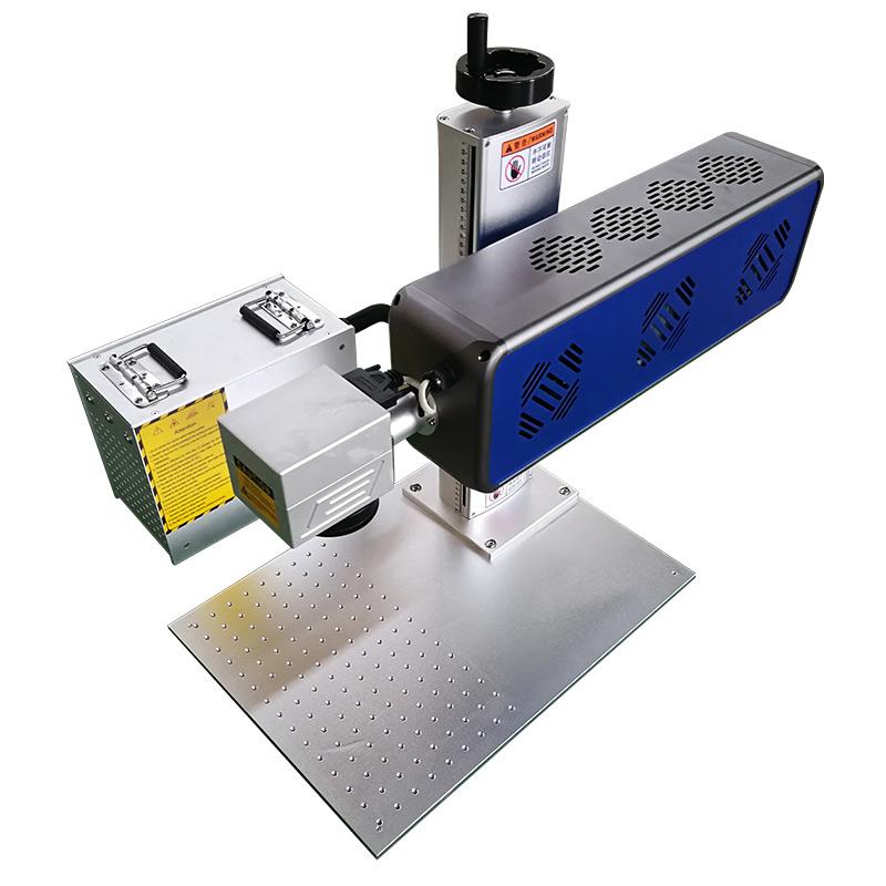 CO2 Лазерный маркер с металической трубкой (портативный)